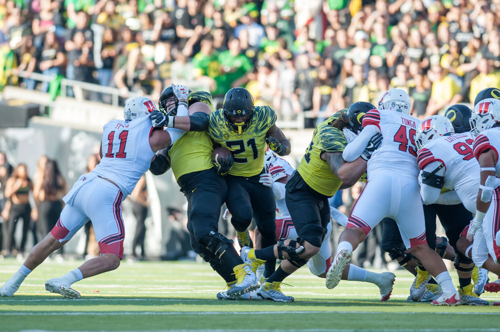 Royce Freeman's historic career approaches its end