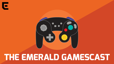 the emerald gamescast logo wide