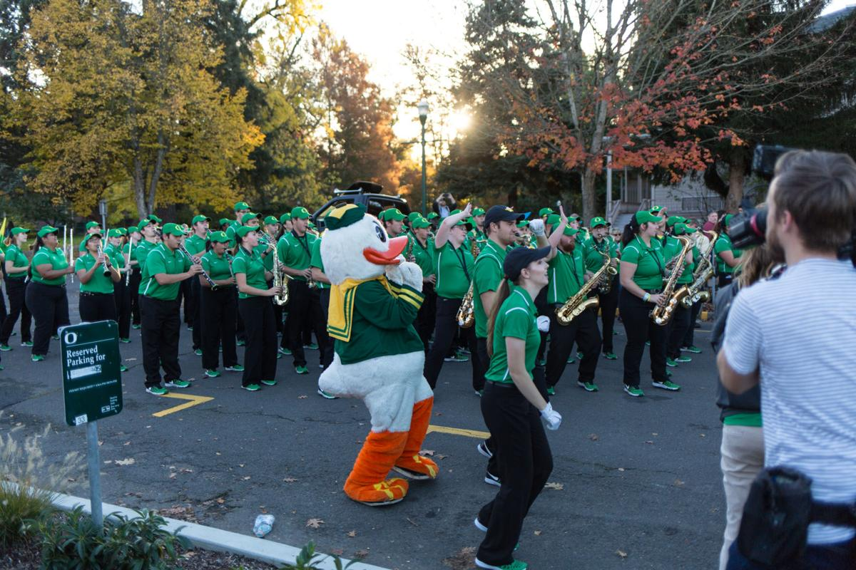 Photos: Homecoming Parade 2016