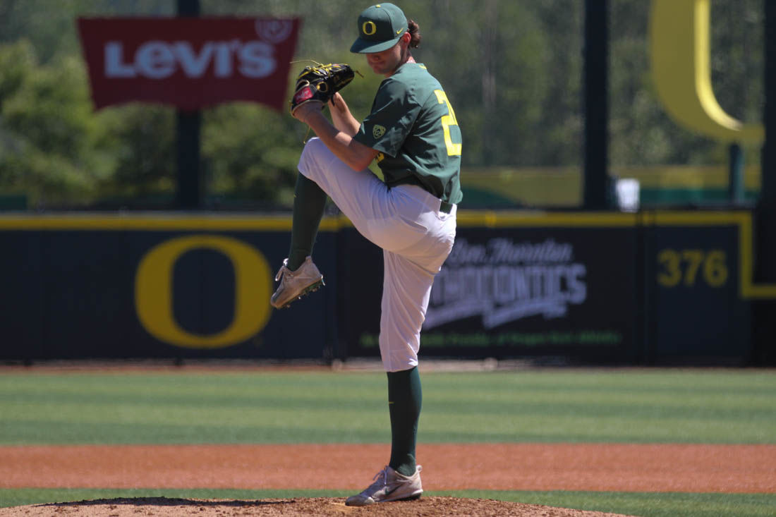 Photos: Oregon baseball falls to UCLA Bruins 10-1