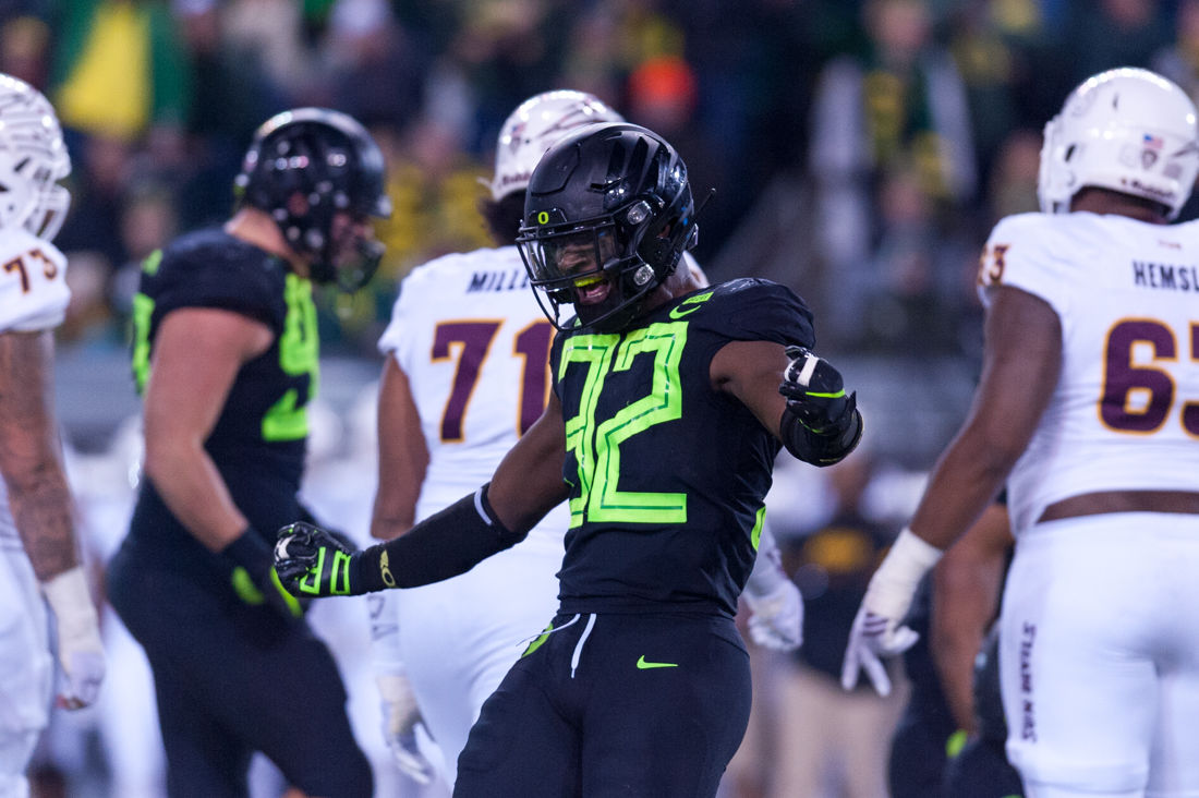 Players To Watch In The 2019 Oregon Football Spring Game Sports Dailyemerald Com