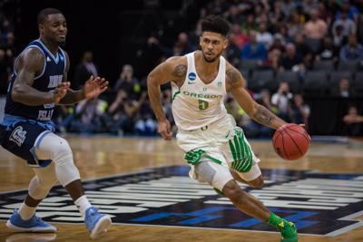 Former Oregon men's basketball player Tyler Dorsey arrested in Eugene