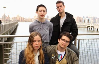 Frankie Cosmos's Greta Kline talks poetry, house shows and Project Pabst