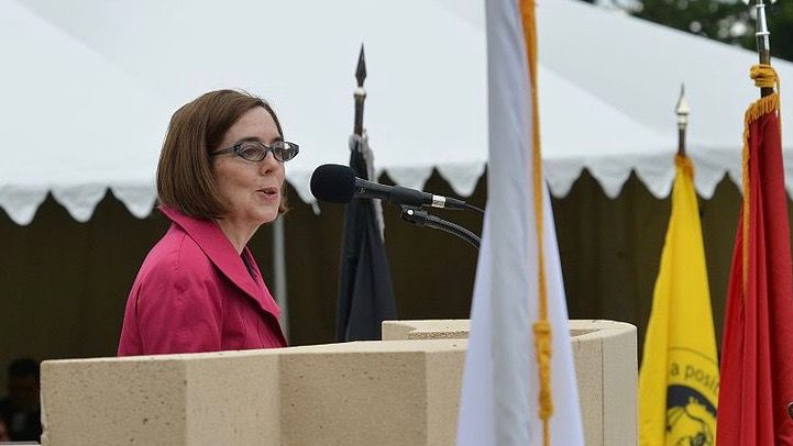5 things Kate Brown wants to do for UO students if she wins re-election