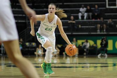 Ionescu ties NCAA tripple-double record as Oregon beats Ole Miss 90-46