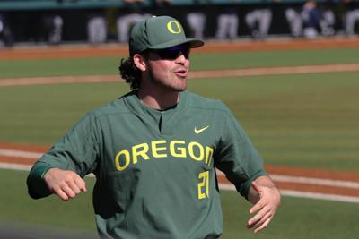 Yovan, offense shine as Oregon baseball defeats No. 3 Stanford