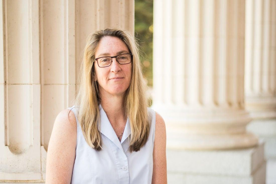 UO Senate President Elizabeth Skowron Portrait