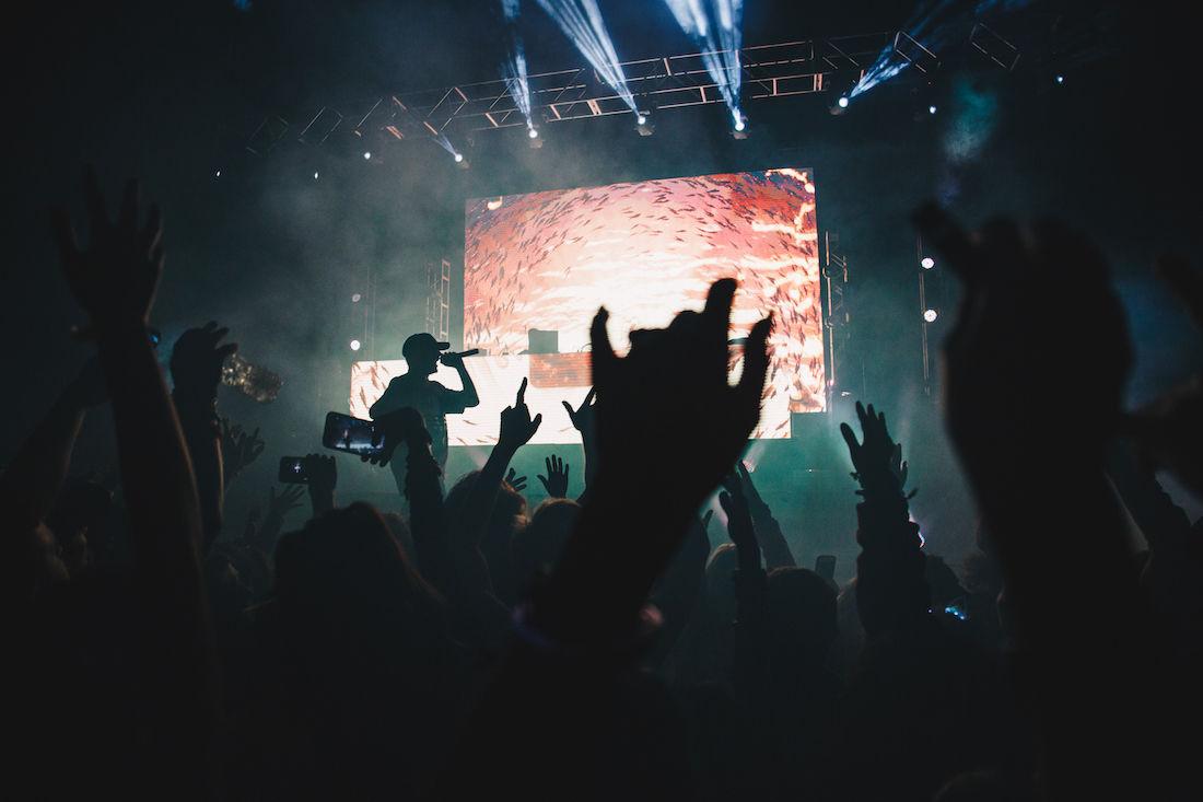 Review: Deadbeats tour brings headbanging electronic bass to Cuthbert