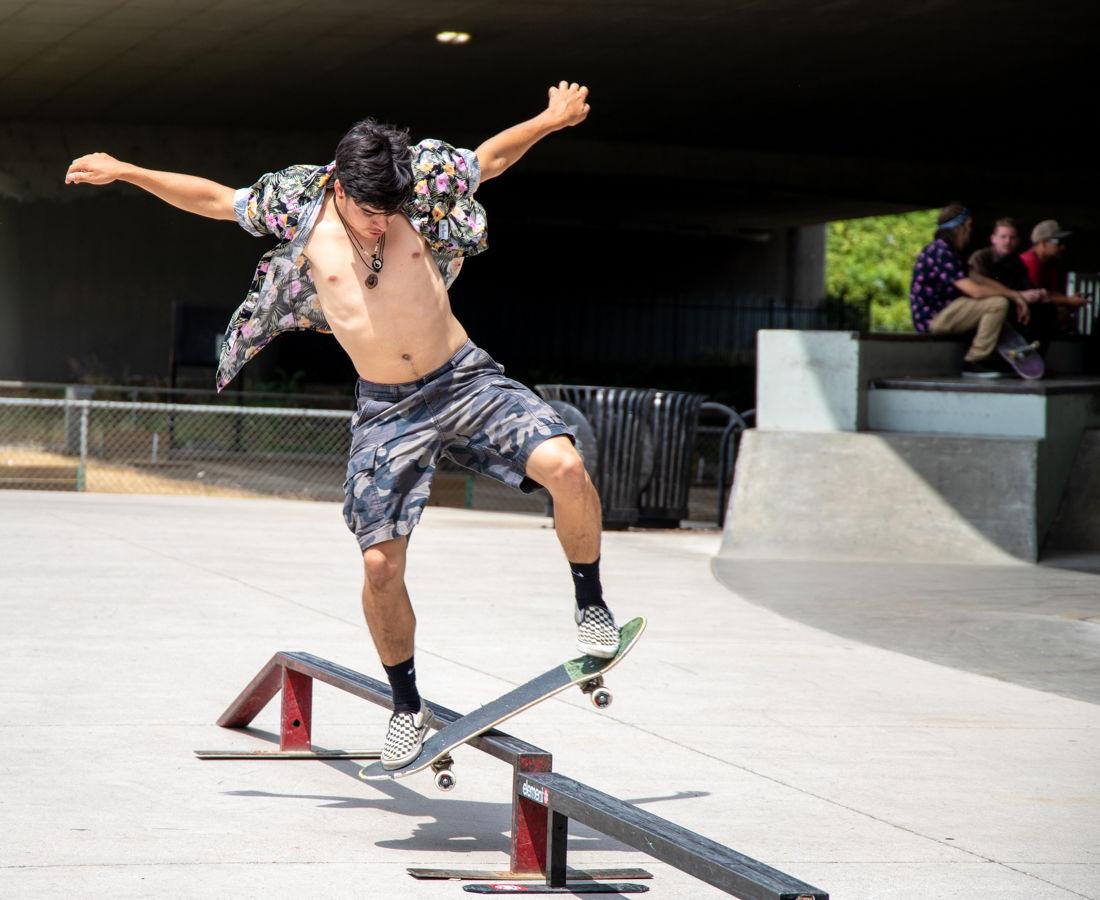 Photos: Wet Hot Emerican Summer Skates to Eugene