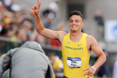 Former Duck Devon Allen announces he has signed with Nike