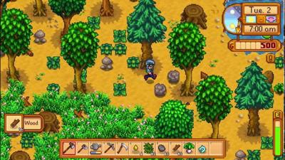 Review: Stardew Valley a spiritual successor to Harvest Moon, just