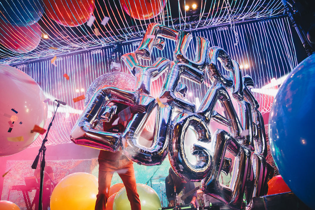 Photos: The Flaming Lips make one stop in Oregon for a zany sold-out show