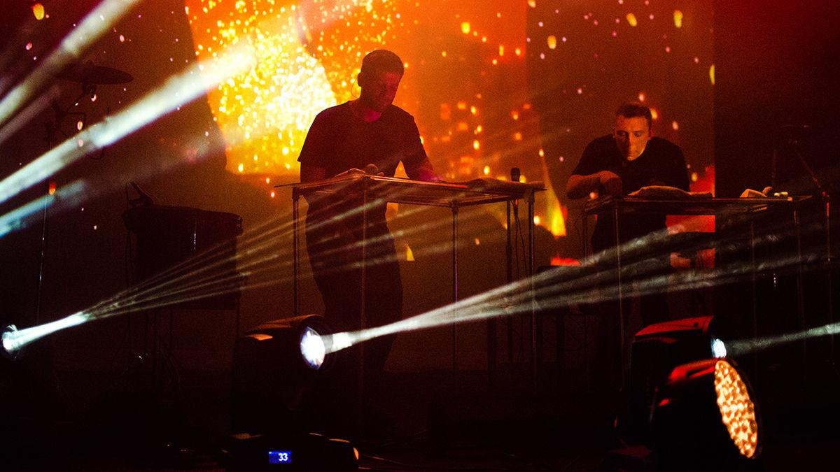 Photos: ODESZA strikes McDonald Theatre with a surging performance
