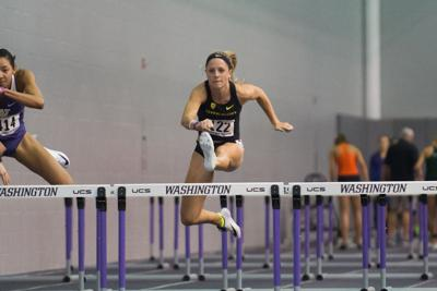Kylee O'Connor hurdles opposition on and off the track