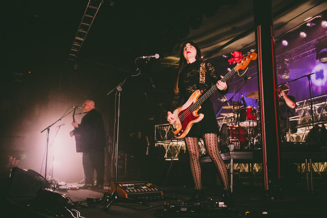 Review: Pixies end sold-out residency in Portland with blistering show