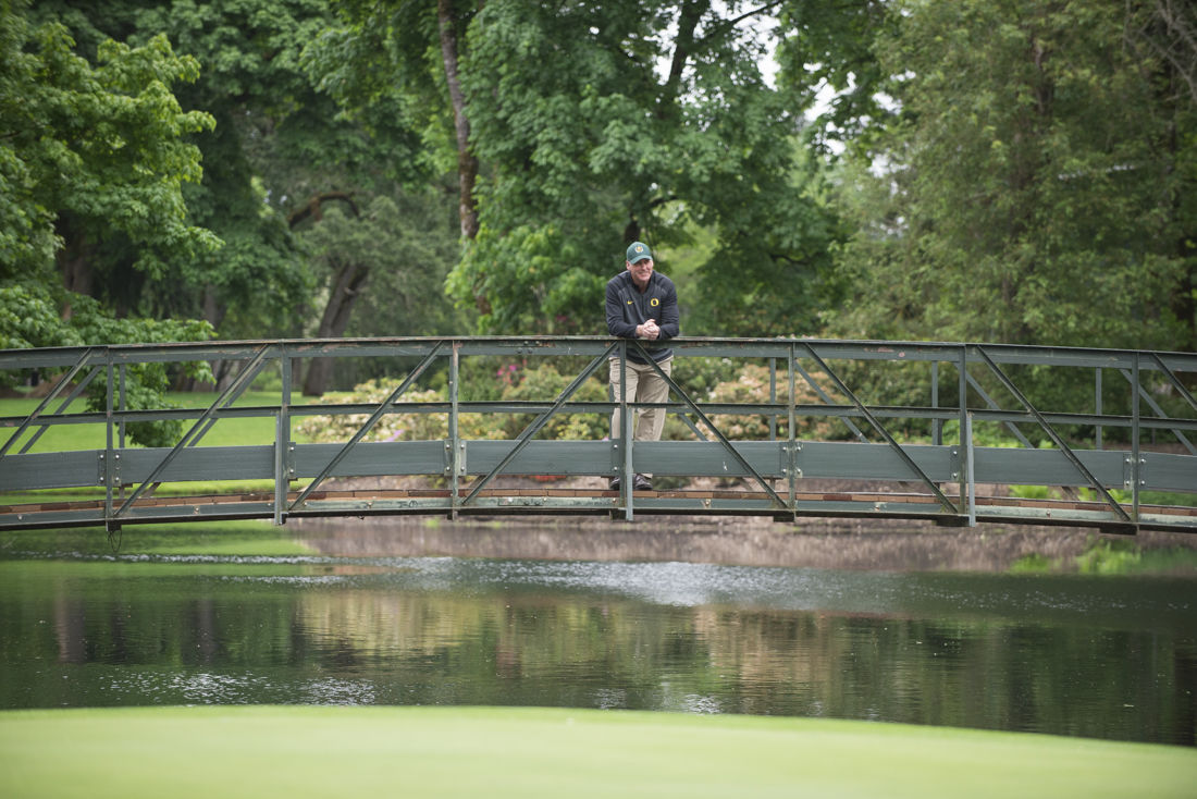 Welcome to the Club: Eugene Country Club hosts the NCAA Golf Championships