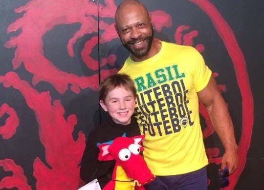 Dalton: Lanny Mitchell brings Broadway to kids in Eugene