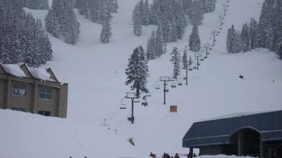 UO Ski team plagued by another year of no snow