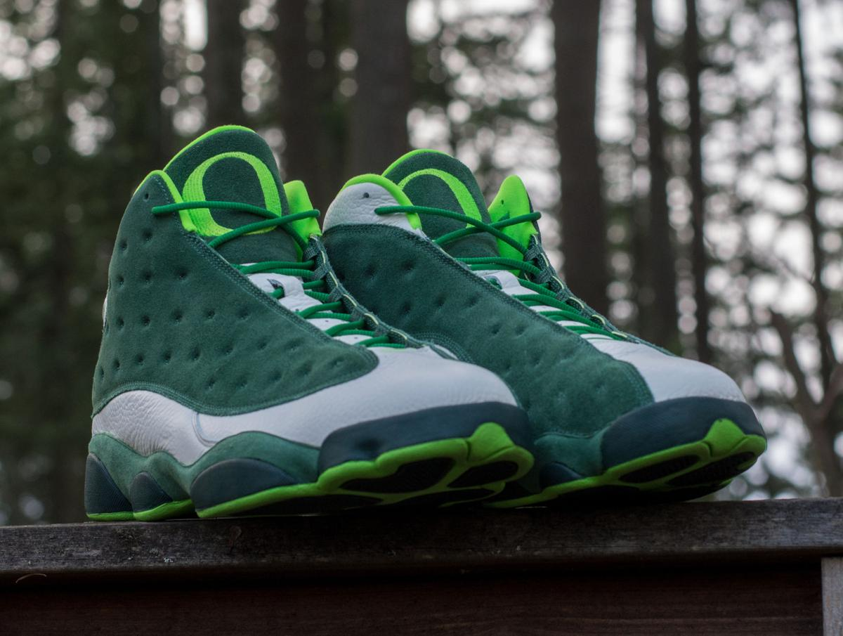5cb280339749 A history of the exclusive Oregon Air Jordans every sneakerhead desires
