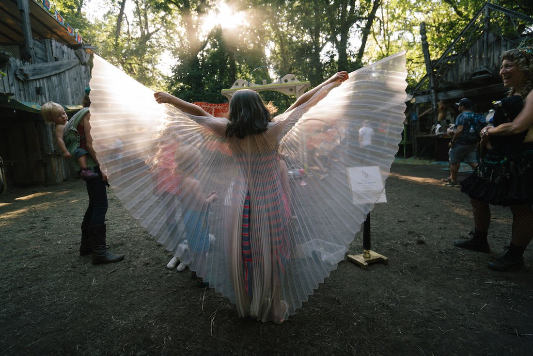 Photos: 49th Oregon Country Fair offers a whimsical weekend between the trees