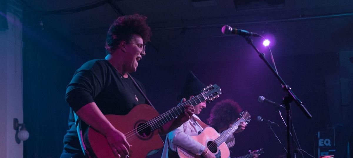 Review: Bermuda Triangle's intimate performance brings laughs and love to Eugene