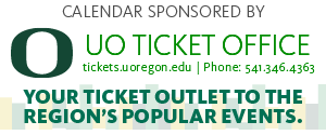 Sponsored by UO Ticket Office