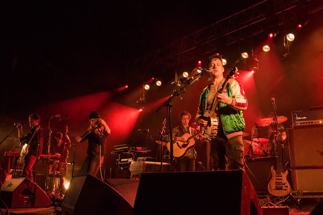 Review: Portland's Modest Mouse and Mattress bring an exquisite performance to the Cuthbert