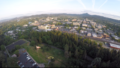 Where to find the best scenic views in Eugene and Springfield