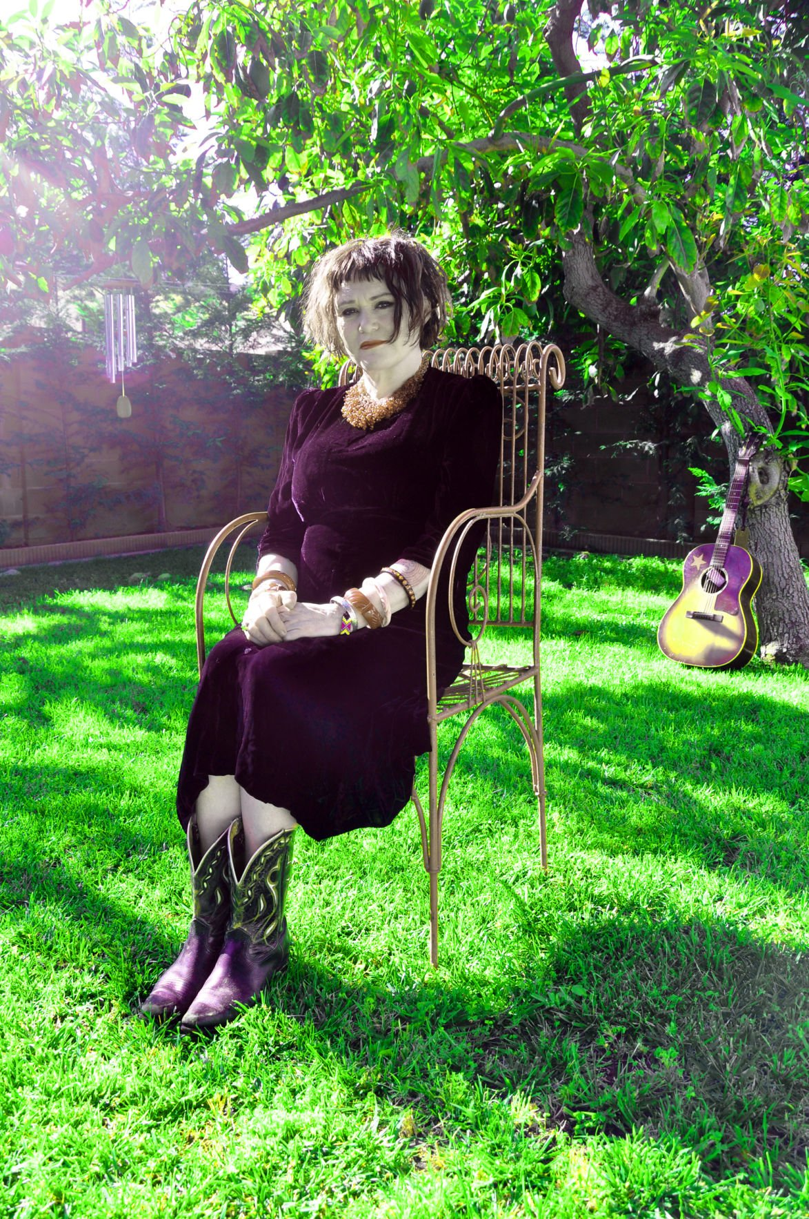 Exene Cervenka talks 40 years of X and L.A. punk