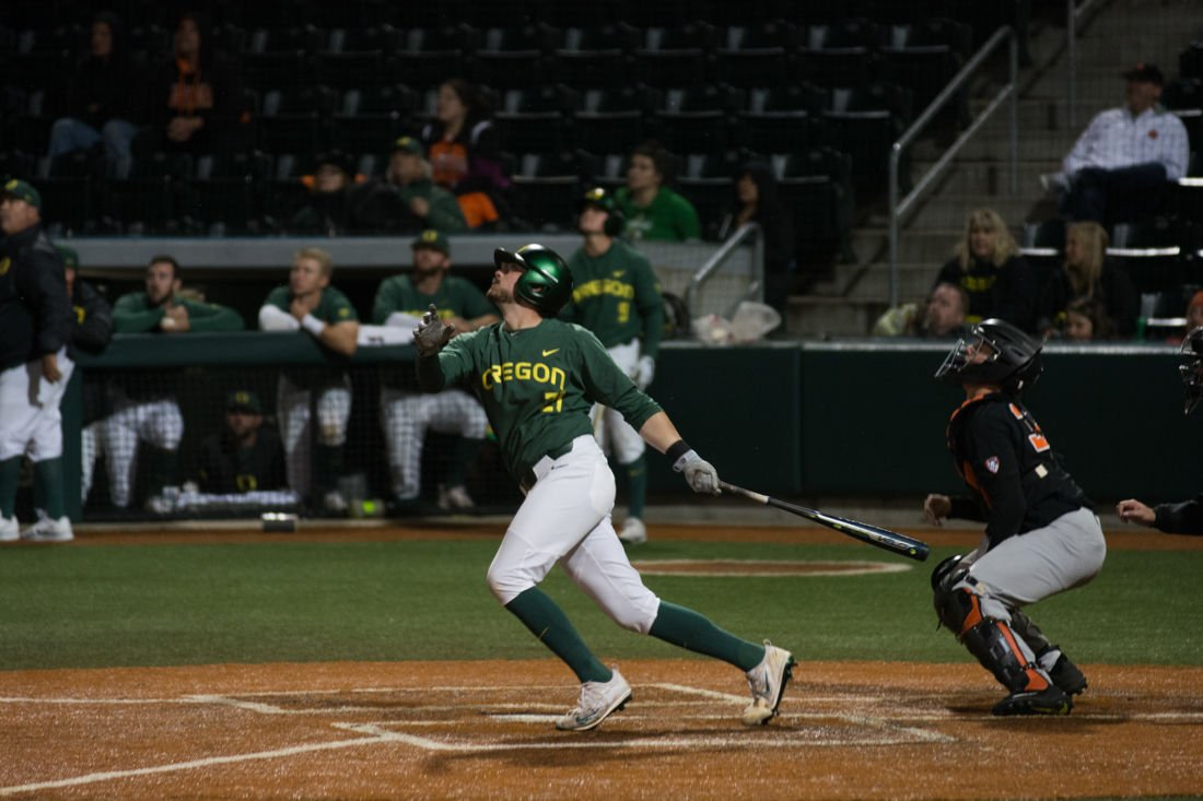 Freshman phenom Kenyon Yovan finds his place in line of great Oregon closers