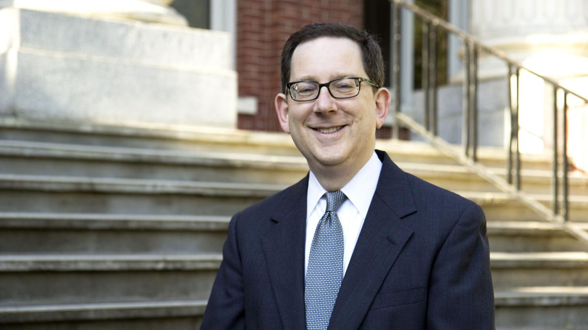 Don't call him 'Mr. President': Michael Schill keeps things casual as he steps into office