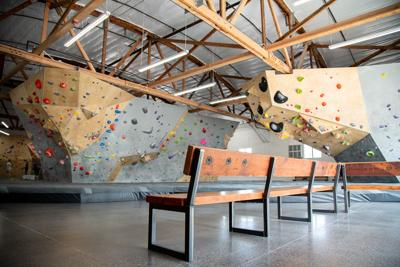 Eugene's largest bouldering gym offers heights for veterans and newcomers alike