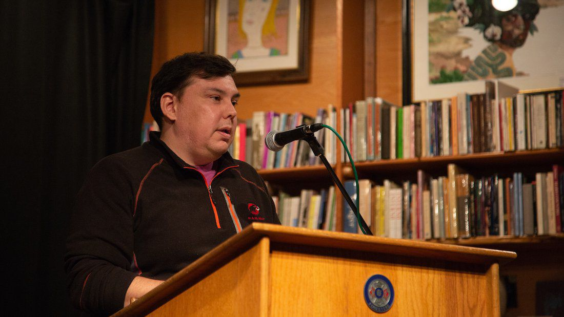 Author of controversial 'University of Nike' book visits Eugene bookstore