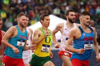 Oregon men's track and field finishes 35th in NCAA outdoor championships