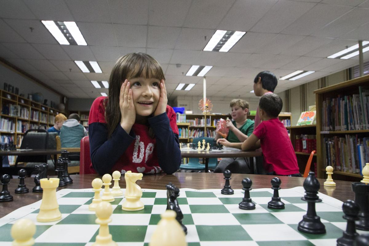 Children That Checkmate: The silent sport enrapturing Eugene's youth
