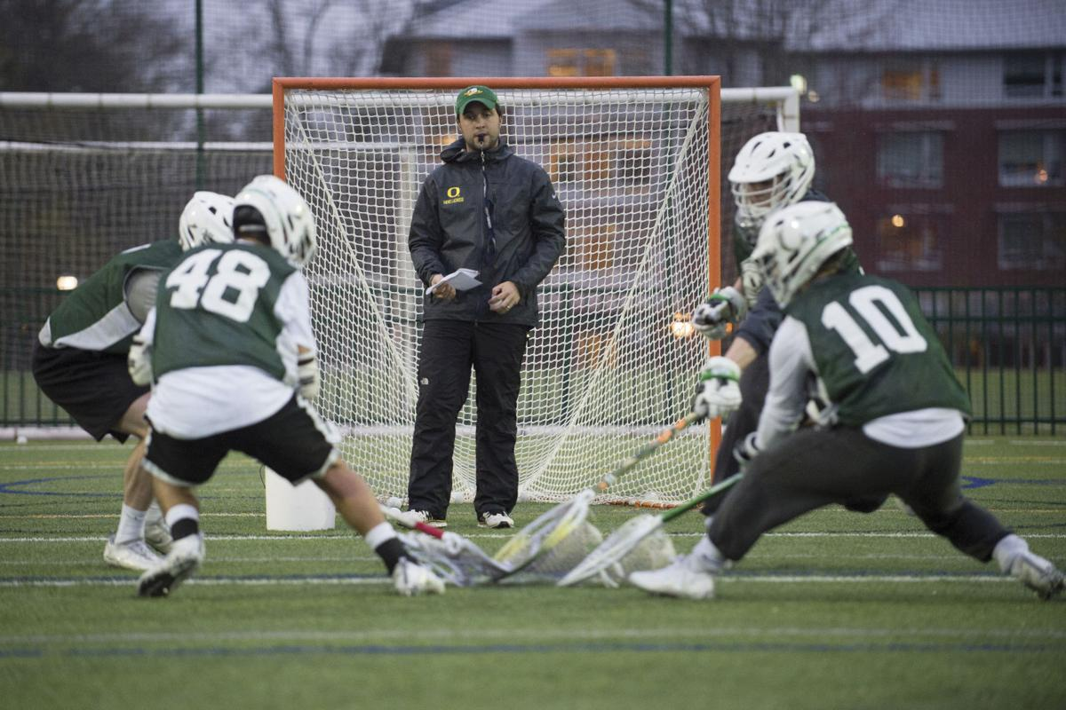 The business of lacrosse: Coaching and marketing UO Lax