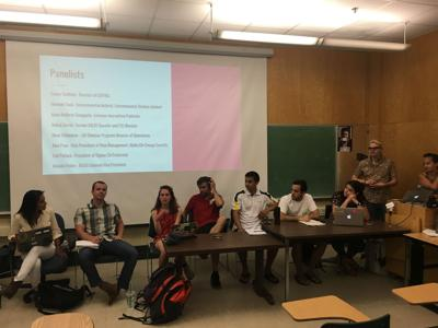 ASUO Executive hosts panel in response to Shasta littering incident