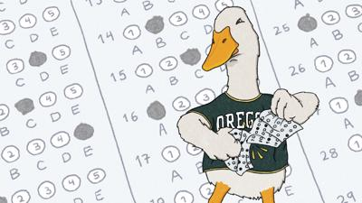 Uo moving away from standardized tests