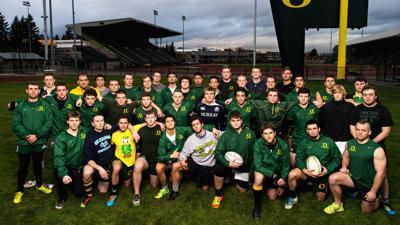 Oregon men's rugby reload heading into 2015 season