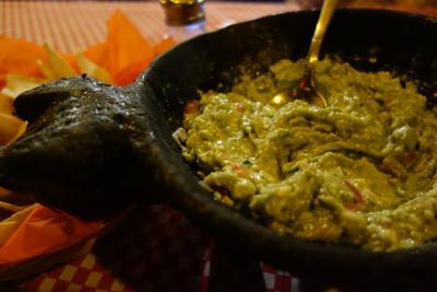 Lassuy: A review of the pea guacamole controversy