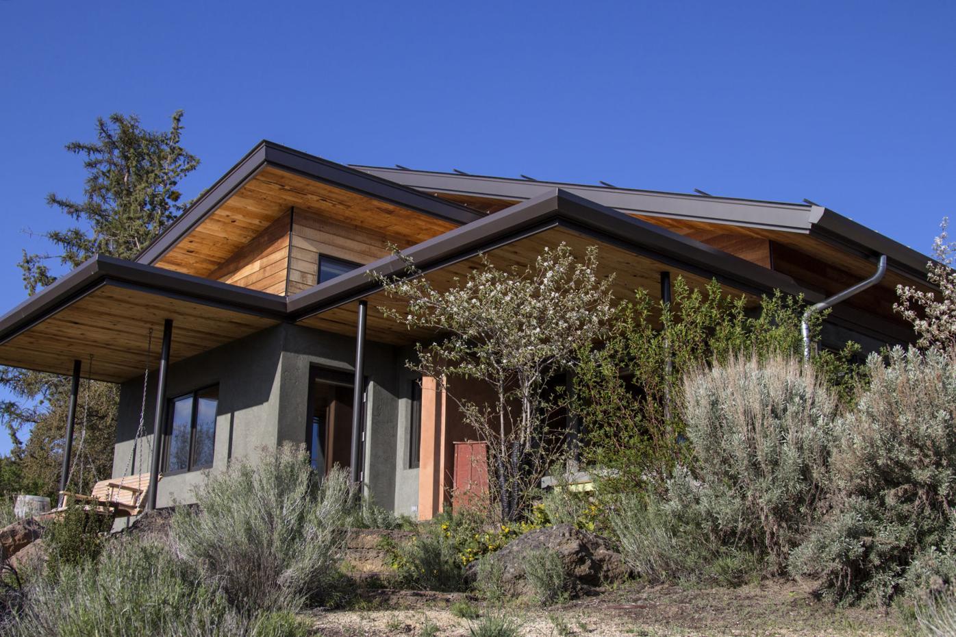 Desert Rain and the Living Building Challenge