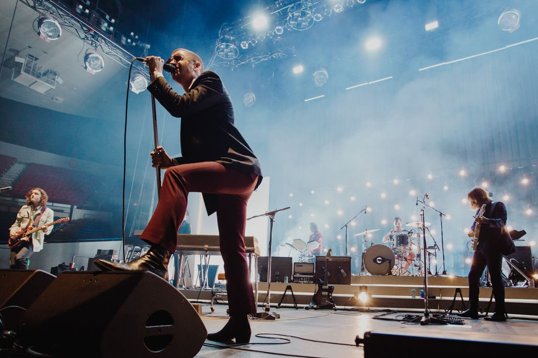 Photos: Arctic Monkeys turn Portland into 'Tranquility Base Hotel and Casino'