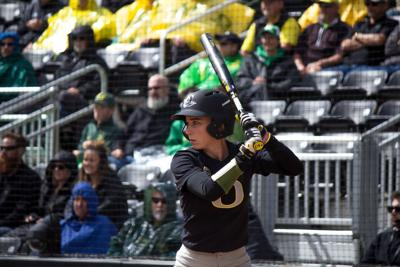 No. 3 Oregon shuts out No. 7 Sun Devils 5-0 in series opener
