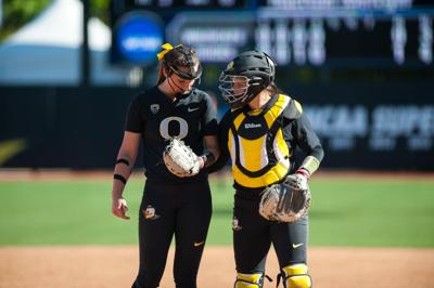 Photos: The Kentucky Wildcats fall to the Oregon Ducks 4-0 in Game 1