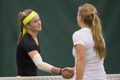Eshet, Kluving reach quarterfinals of ITA Northwest Regionals before falling to Cal