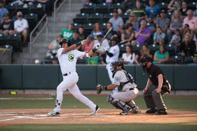 Emeralds open five-game homestand with 4-3 win over Everett AquaSox