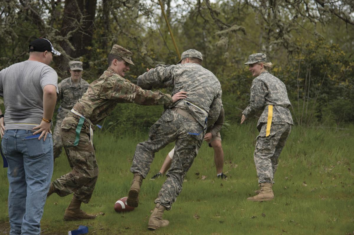 UO's future officers: The ROTC lifestyle