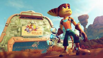 Review: The 'Ratchet & Clank' game is nostalgia perfected