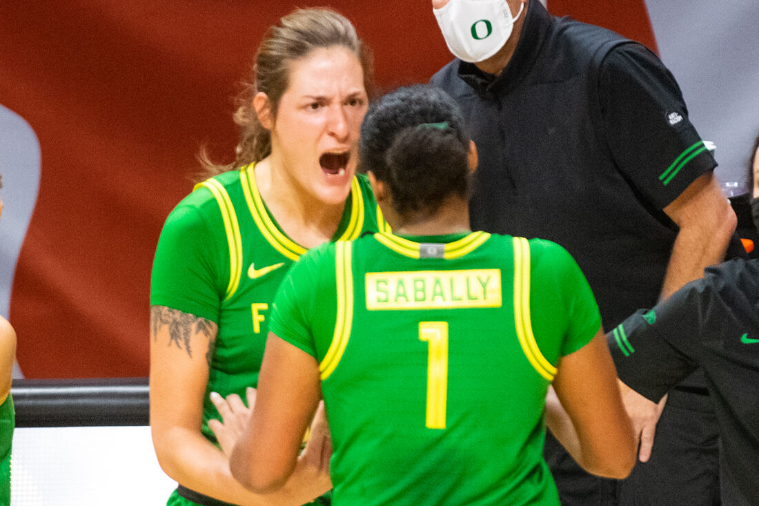 An early glimpse at the 2021-22 Oregon women's basketball roster