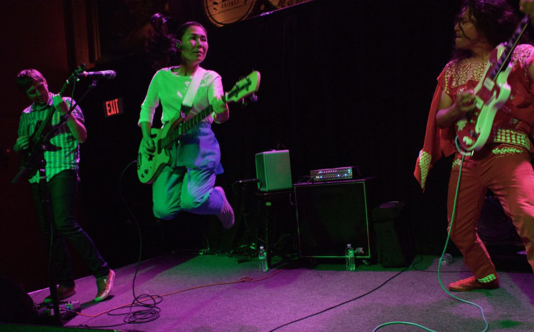 Photos: Deerhoof rocks Mississippi Studios